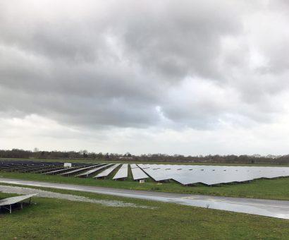 Zonnepark Airport Eelde