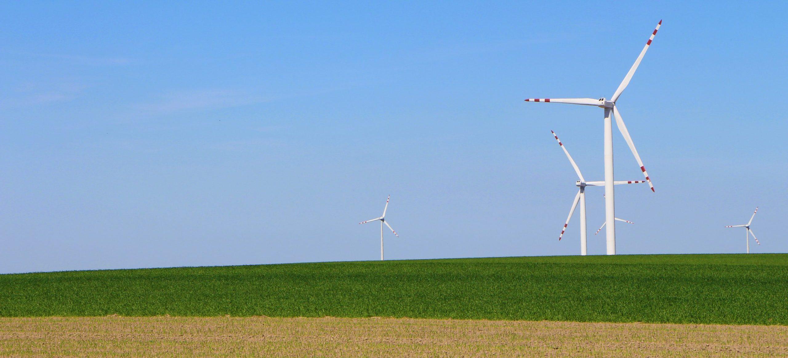 Windmolens, windenergie Nuon Vattenfall