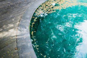 vies zwembad